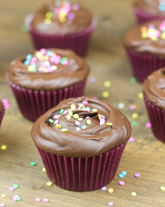 Alma cupcake