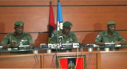 Nigerian Army General Arrested Over Baga Attack