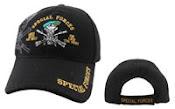 specail forses-cross gun-hat