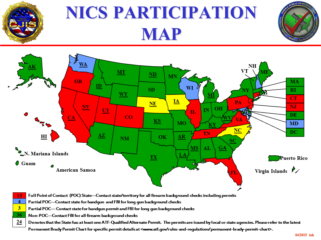 few states run repeated checks on concealed carry permit holders ky leads nation in checks