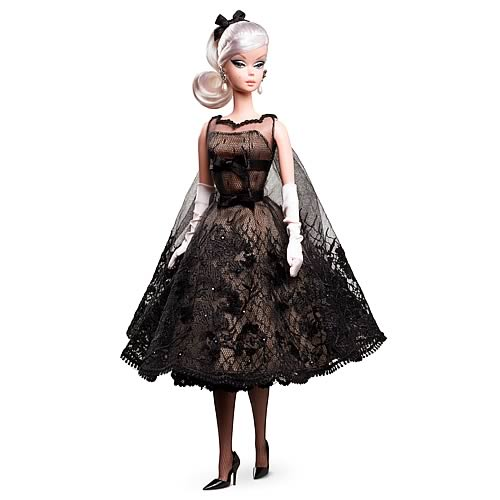 Old style Barbie on Fashion and Cookies fashion blog