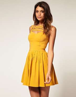 Красивые Летние Платья Для Молодых Стройных Девушек