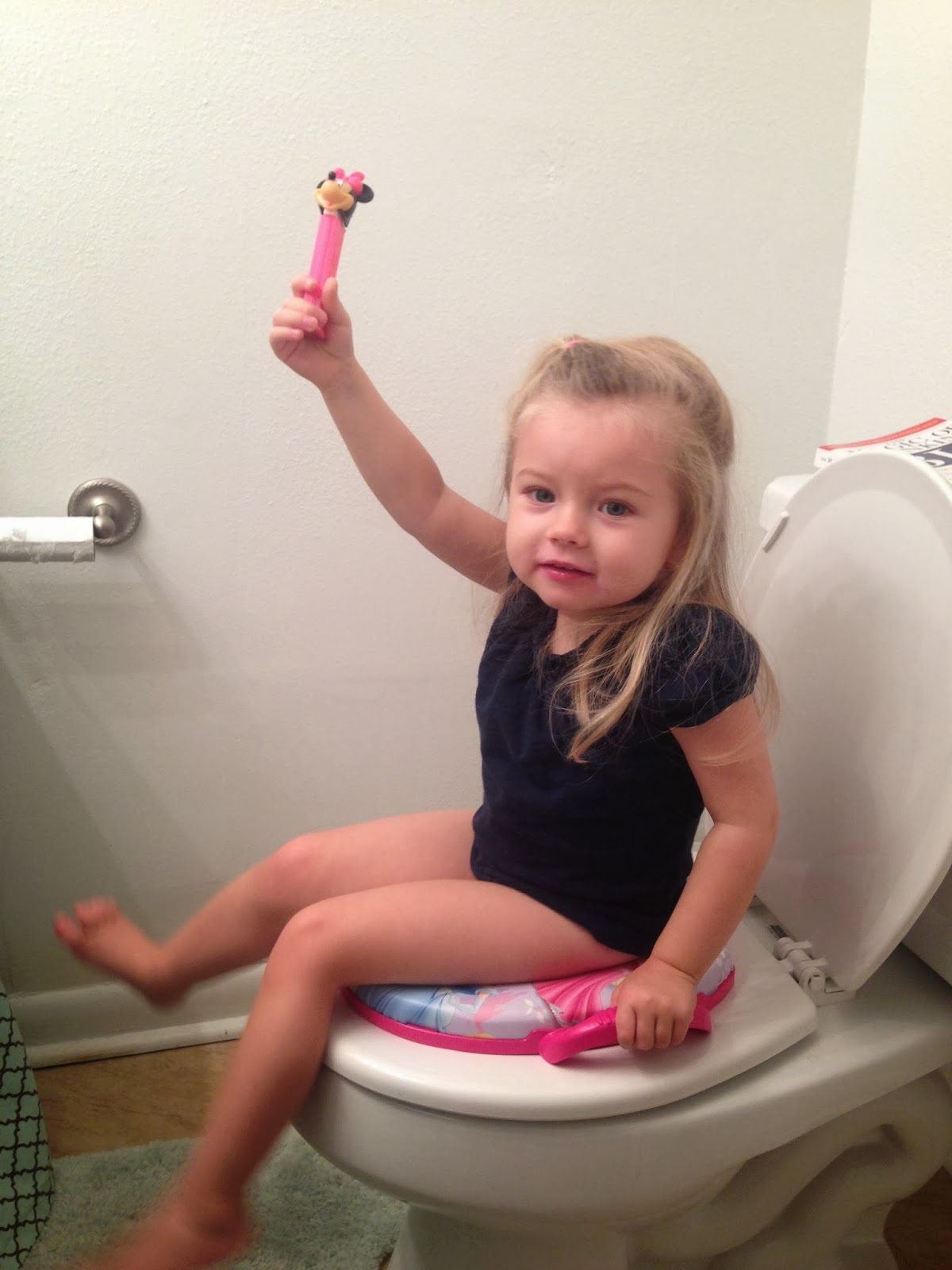 Hurl-what?! Inc.: Potty Training!!