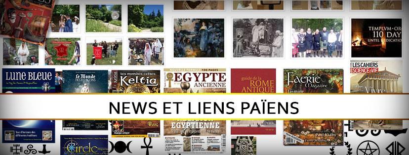NEWS et LIENS PAÏENS
