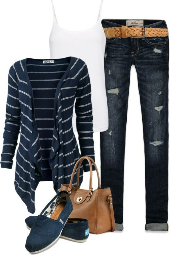 Beautiful comfy fall outfit fashion for ladies