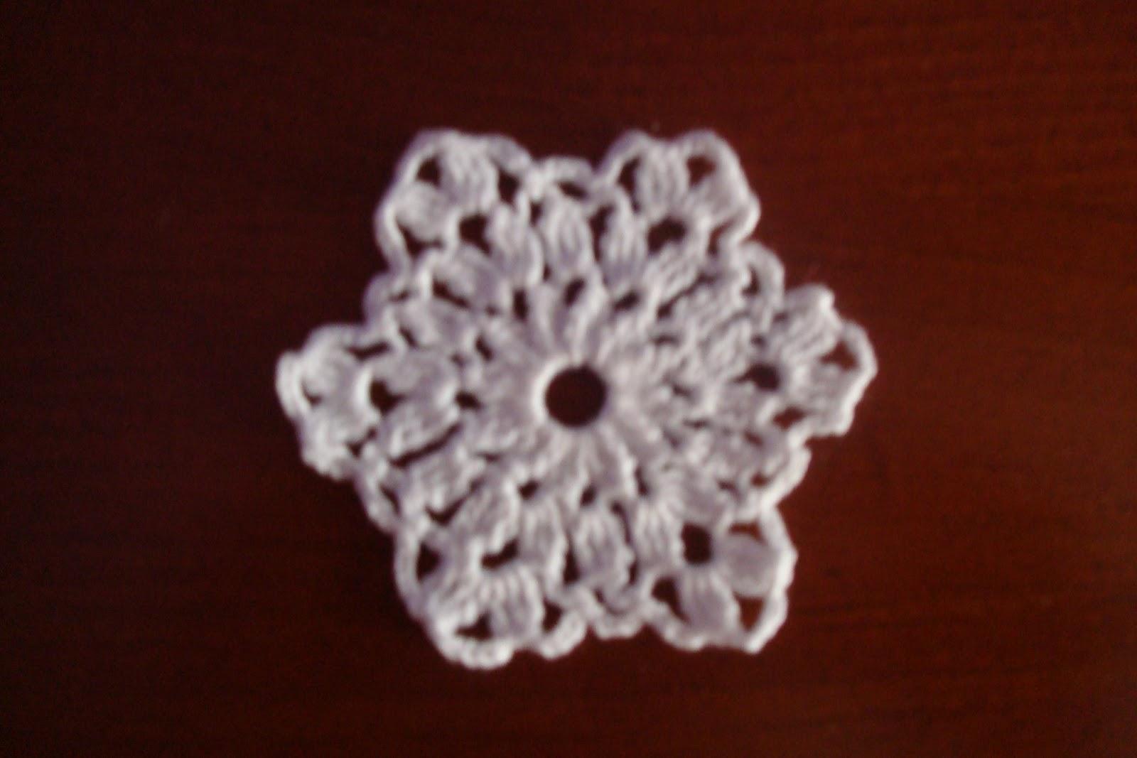 MANUALIDADES DE CLAUDIA: Flores de crochet