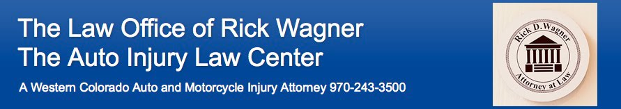 The Law Office of Rick Wagner <br>The Auto Injury Law Center
