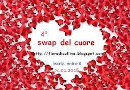 4° Swap del Cuore by Fiore