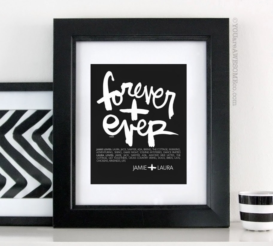 Forever + Ever by Kal Barteski