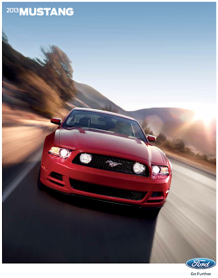 New Ford Mustang Brochure