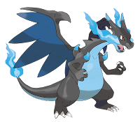 pok%C3%A9mon x and y artwork 11 Pokémon X and Y (3DS)   New Mega Charizard Unveiled