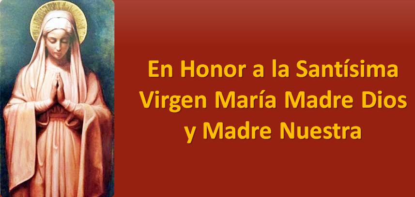 Glorias de María