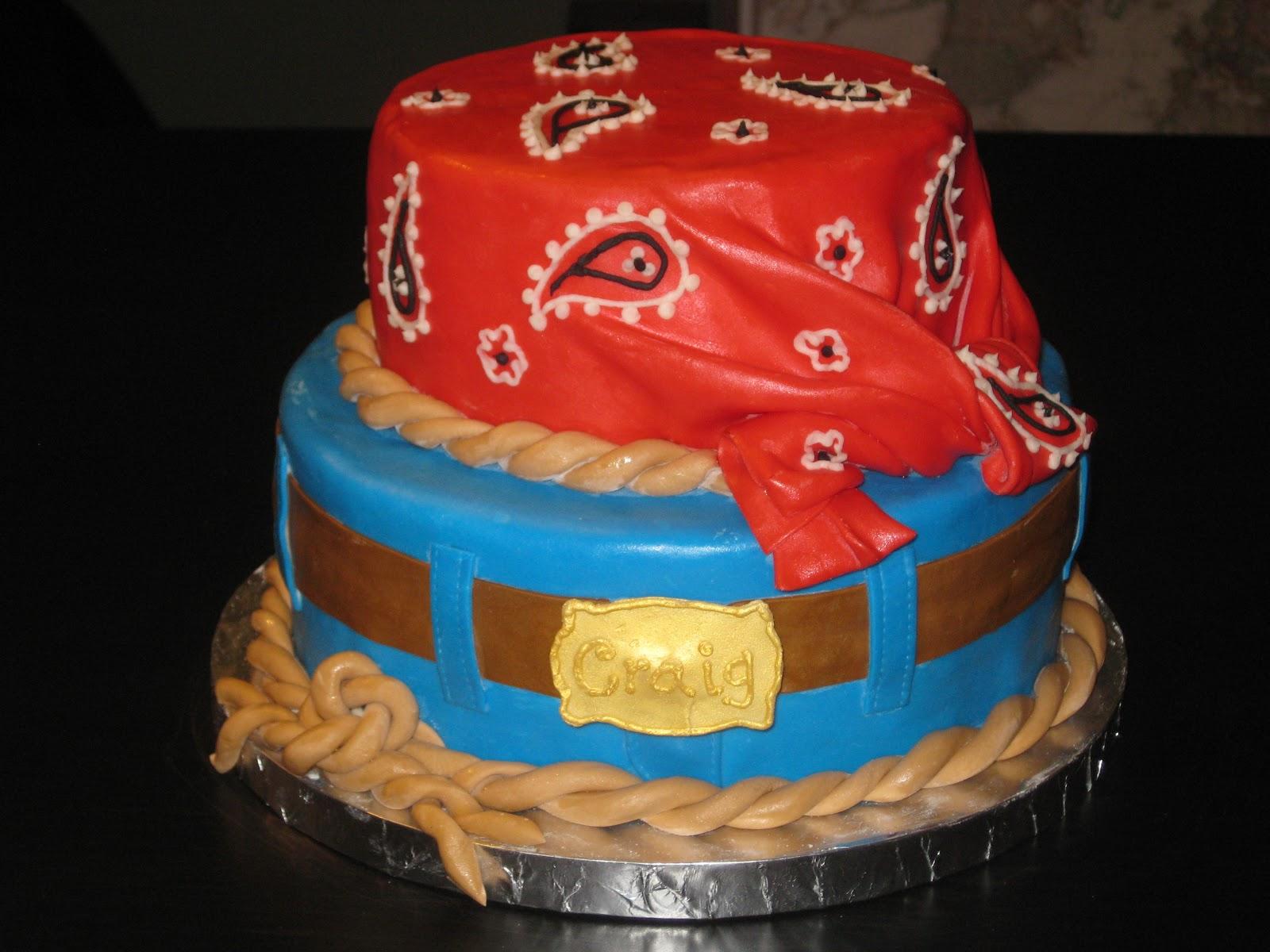 Cowboy Birthday Cake Jadore Gteau