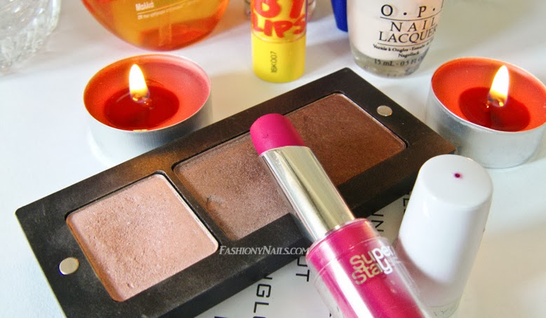February Beauty Favorites ft L'oreal, Maybelline, OPI and Inglot