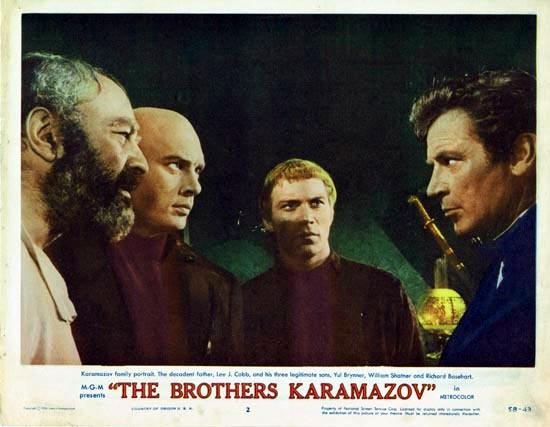 Essays on brothers karamazov