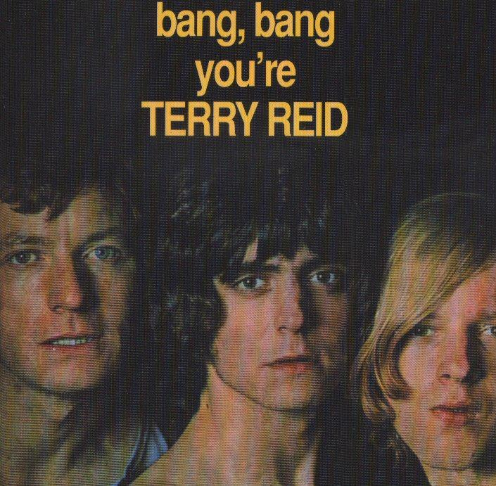 A rodar  VII - Página 2 Terry+Reid+-+Front