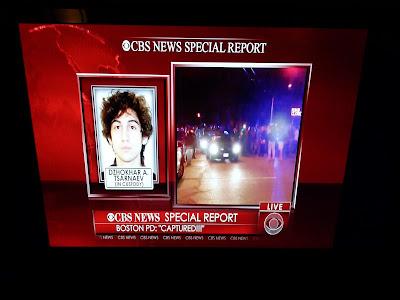 Boston bombing TV coverage criticism