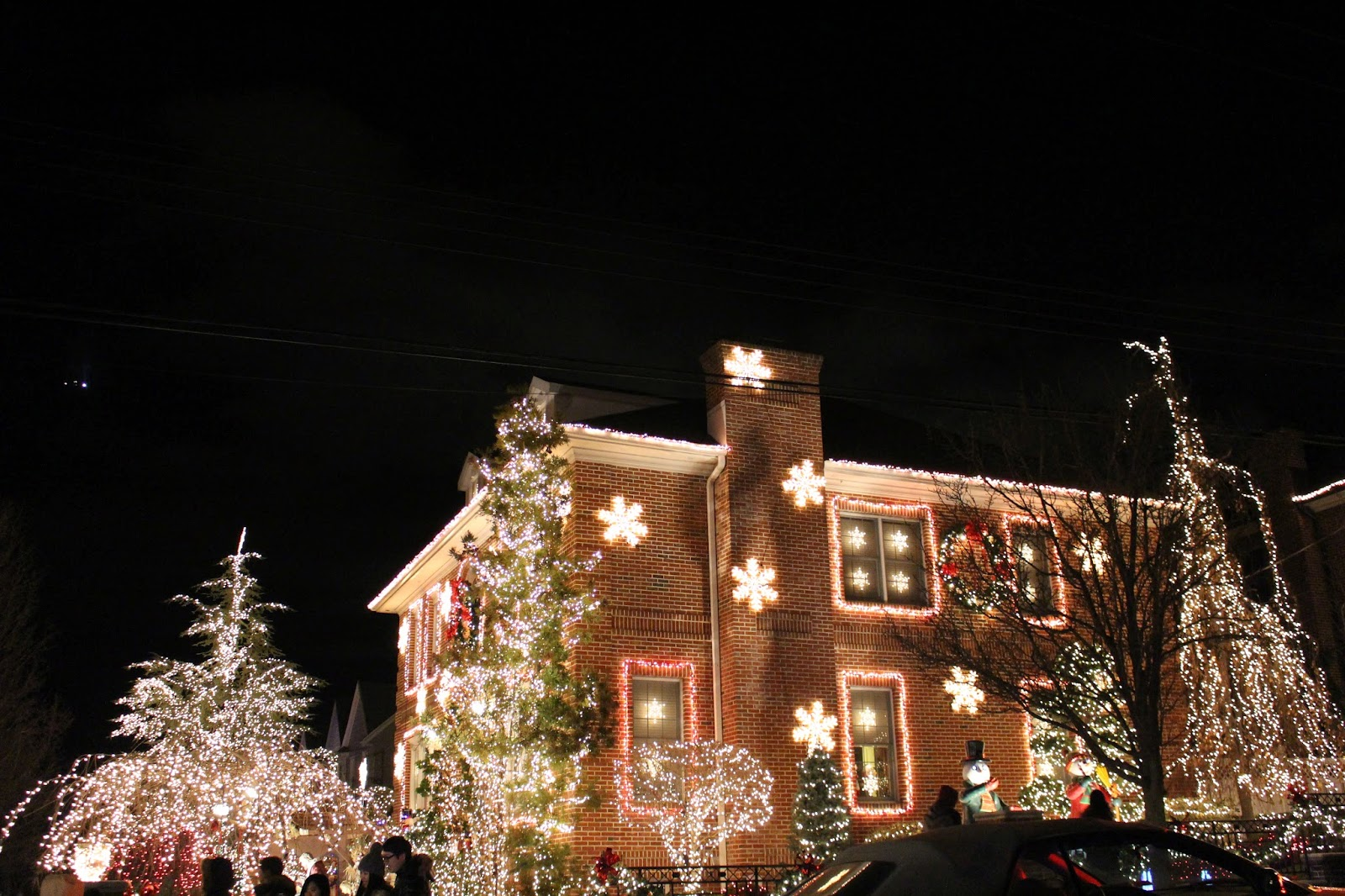 That Working Life What To Do This Weekend Dyker Heights Christmas How Lights Work Brooklyn