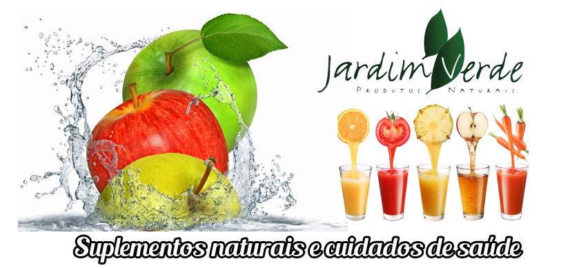 Jardim Verde | Produtos Naturais
