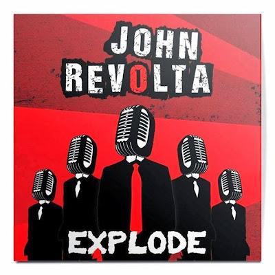 Okładka płyty John Revolta
