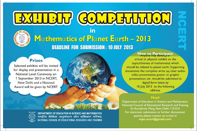 Exhibit Competition in Mathematics