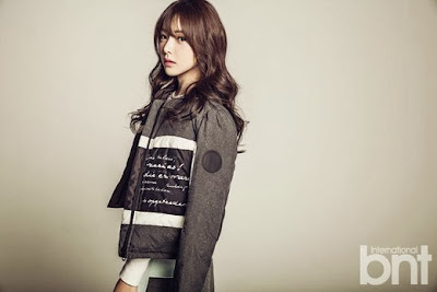 Cheon I Seul - bnt International December 2013