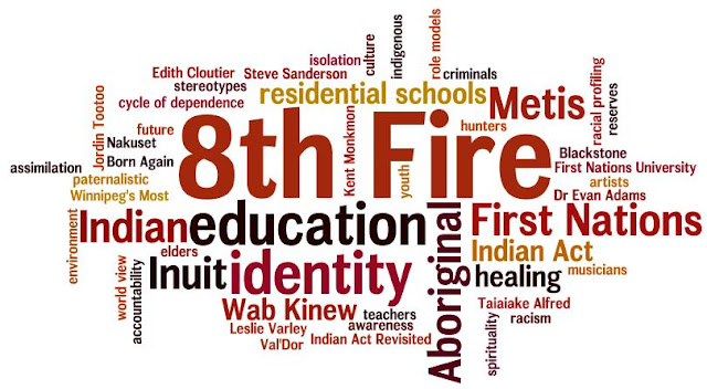 8th fire, wab kinew, aboriginal perspective