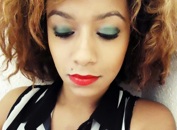 natal tutorial makeup