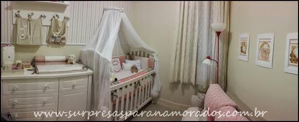 decoração de bebê