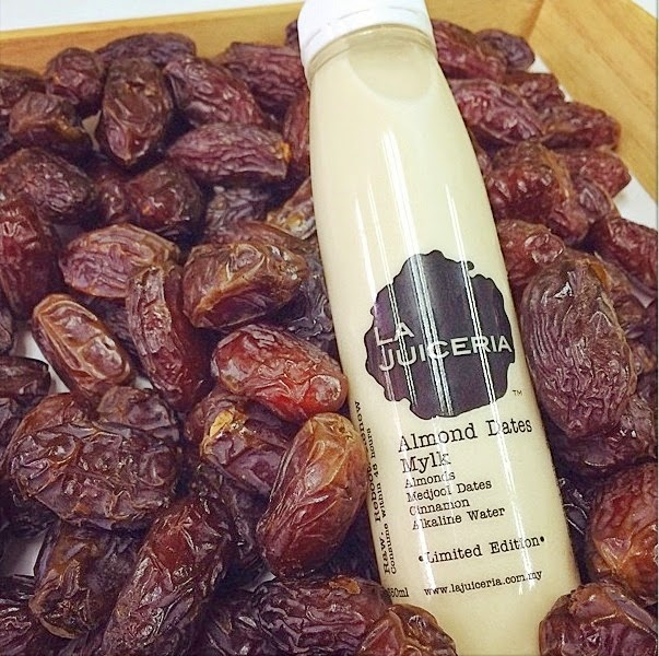 La Juiceria Almond Dates Mylk
