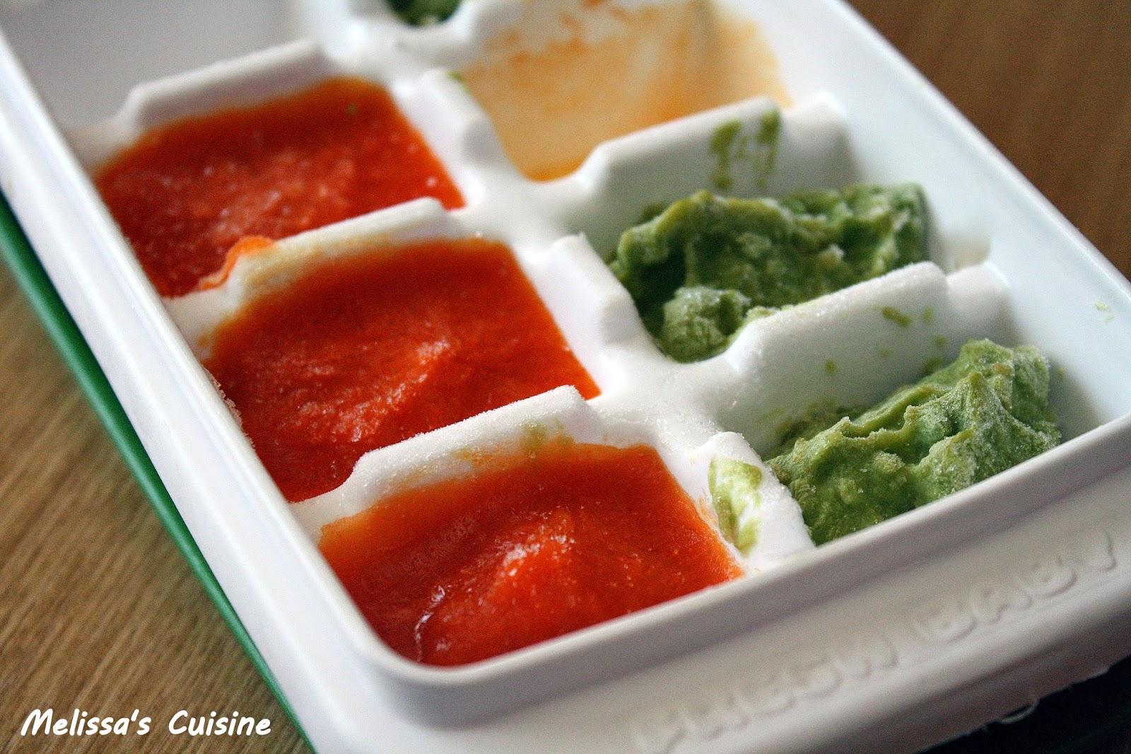 Melissa's Cuisine:  Homemade Baby Food: Vegetables