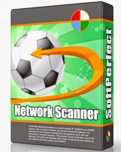 برنامج SoftPerfect Network Scanner 6.0.3 - مدونة الحماية