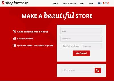 tienda ecommerce pinterest venta online Shopinterest tu tienda online en pinterest