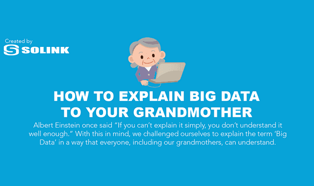Image: How to Explain Big Data to Your Grandmother