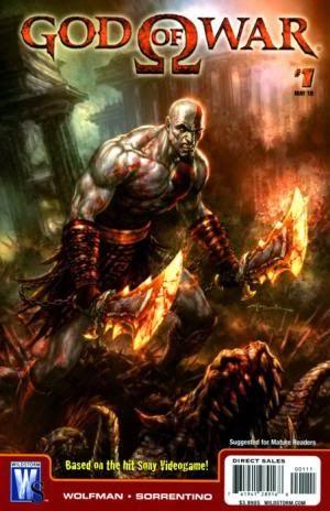 God of War 1 PC Game Free Download