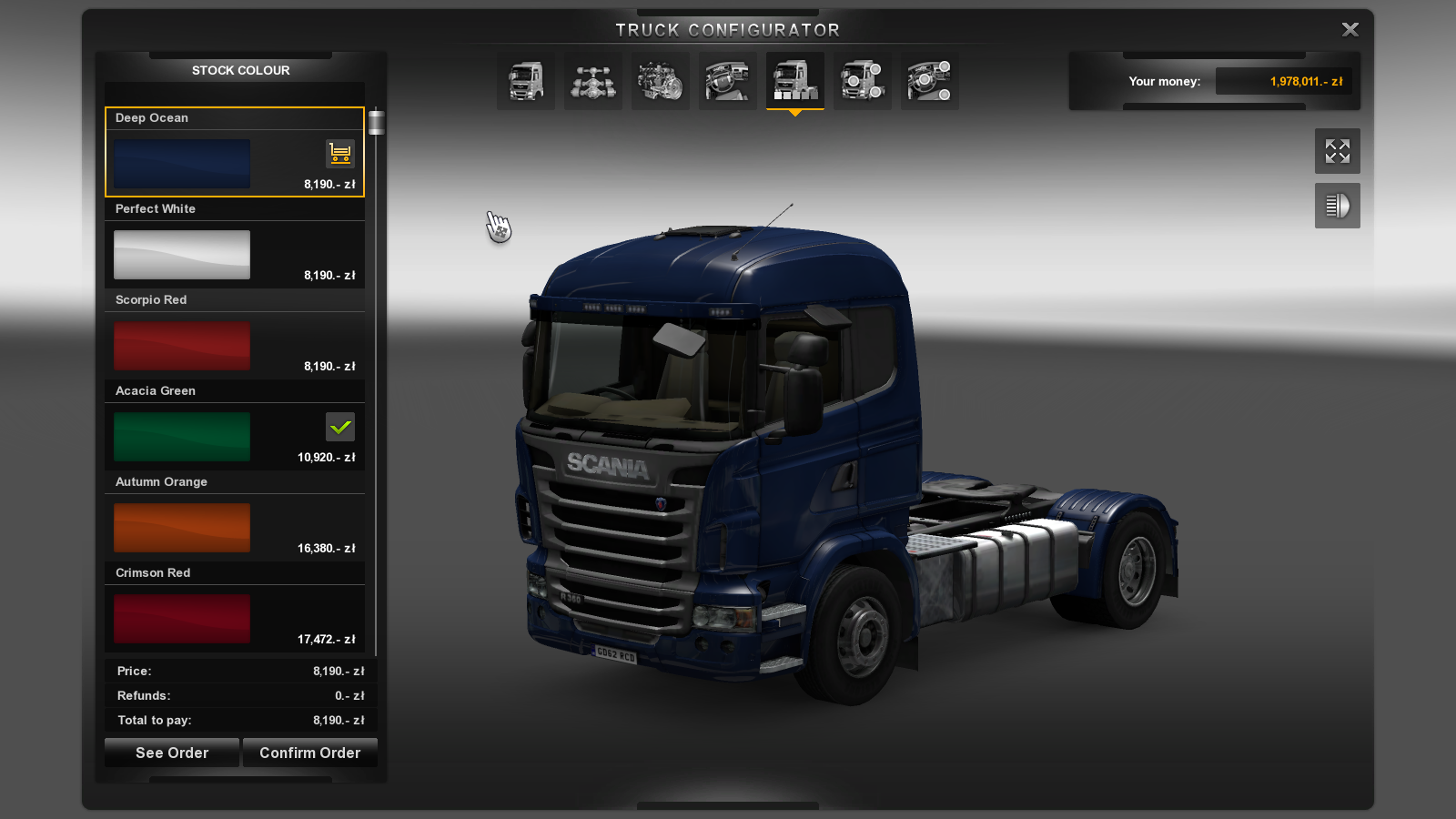 euro truck simulator 2 official news and updates. Black Bedroom Furniture Sets. Home Design Ideas