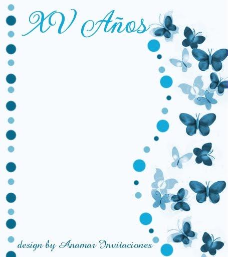 Fondo Mariposas
