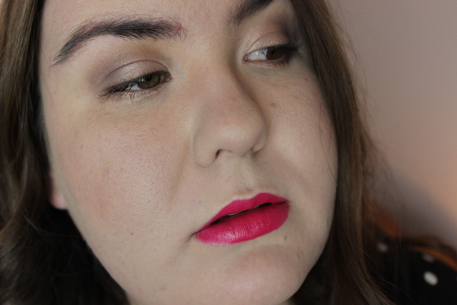 A Pop Of Pink Spring Makeup Tutorial