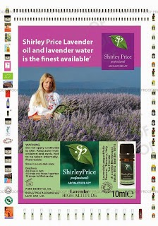 Shirley Price Aromatherapy Products Catalog