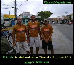 Os Veteranos Anselmo, Abzael e Silvio
