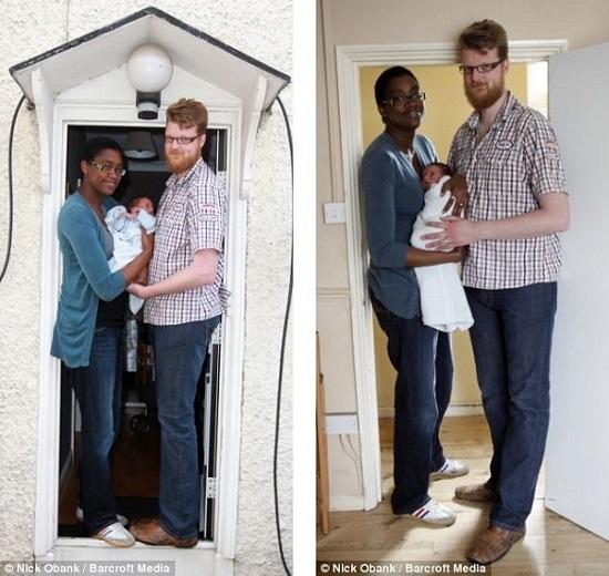 short parents tall child