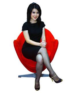 Grace Natalie - Presenter Tv One