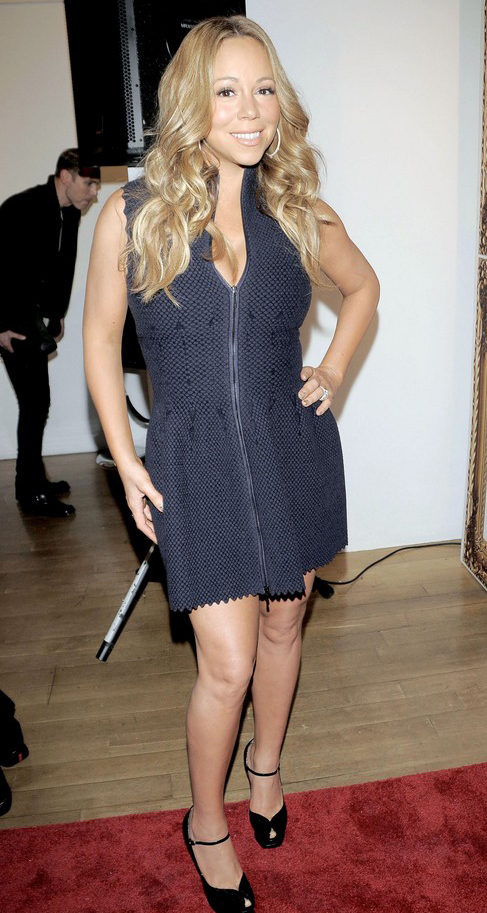 Mariah Carey The Highest Paid Music Contest Judge » Gossip | Mariah Carey