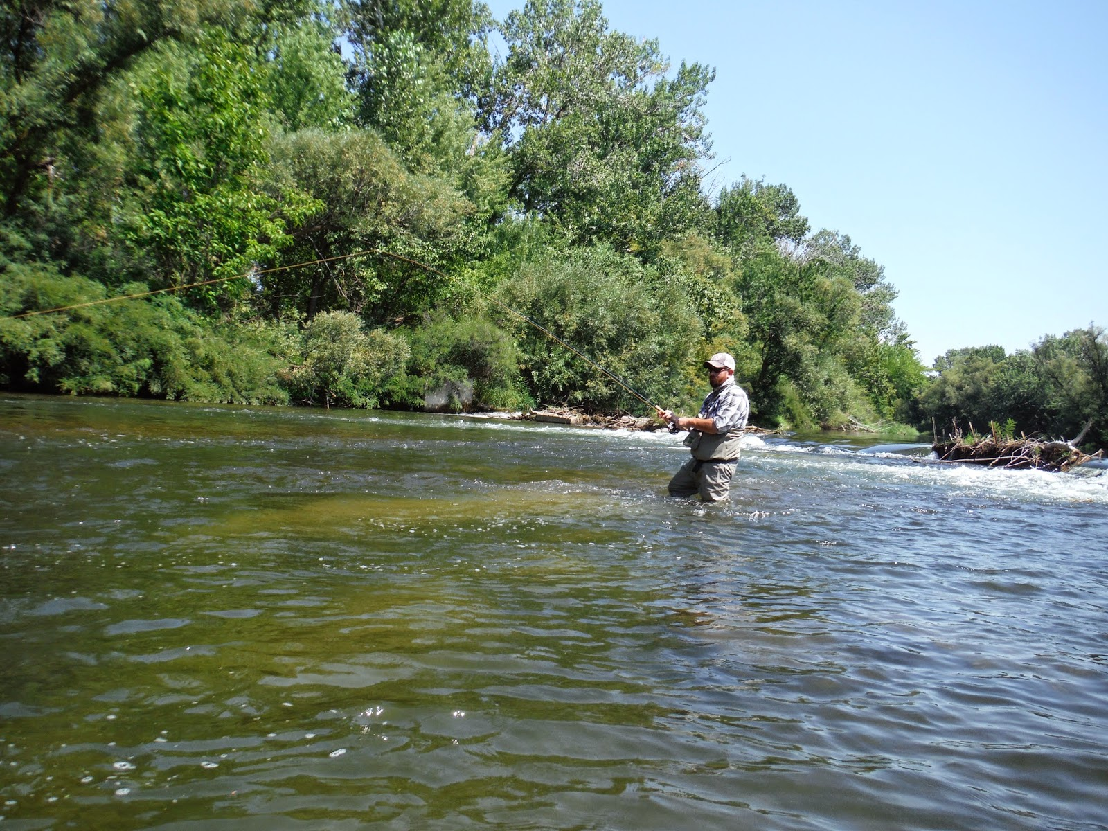 erik s fly fishing blog the boise river and my brother