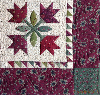'Idaho Lily' Kim Diehl Simple Whatnot - Quilting Ideas