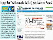 SANTANA DO ITARARÉ -PARANÁ