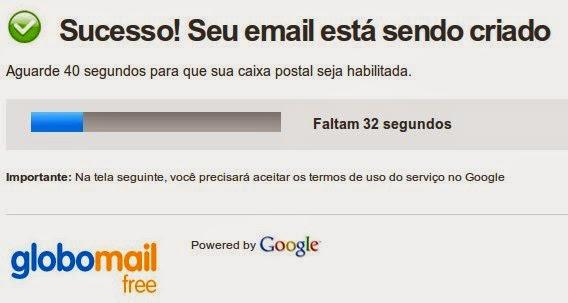 Dica - Saiba como fazer um e-mail globo.com