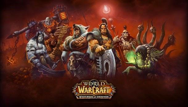 Expansão de World of Warcraft chega em novembro
