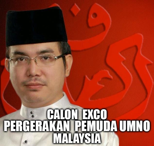 Mukhriz Ahmad Fuad Antara Nadi Pemuda UMNO
