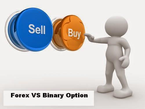 some fundamental different between forex and binary option